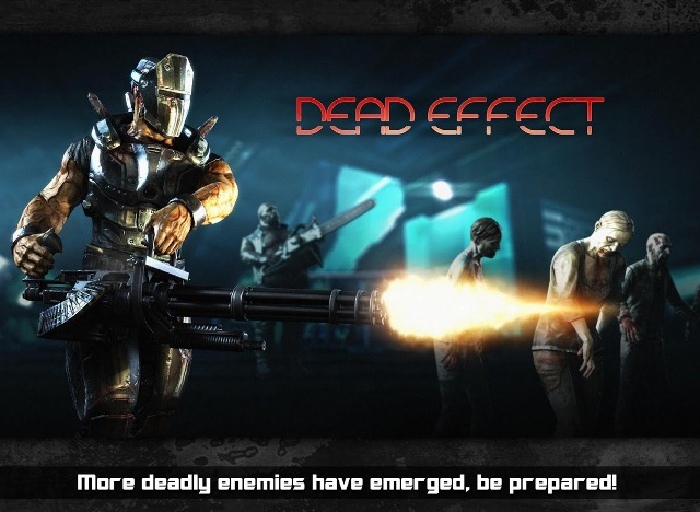 Dead effect для android