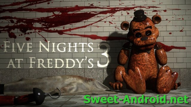 Five nights at Freddy's 3 для android