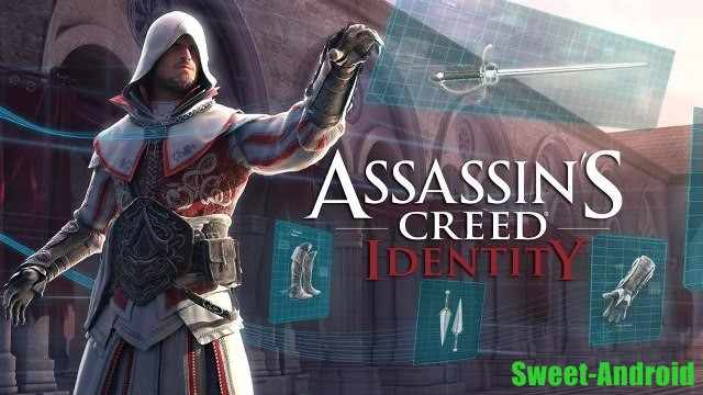 Assassins creed: Identity для андроид