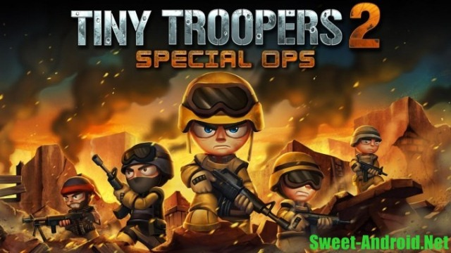Tiny Troopers 2: Special Ops для android