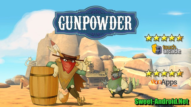 Gunpowder на android