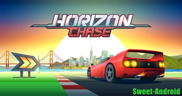 Horizon Chase - World Tour на андроид