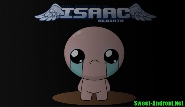 The binding of Isaac: Rebirth на андроид скачать бесплатно