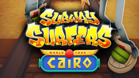 Subway surfers Египет android