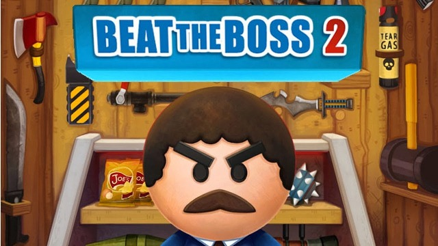 Beat the boss 2 читы на android