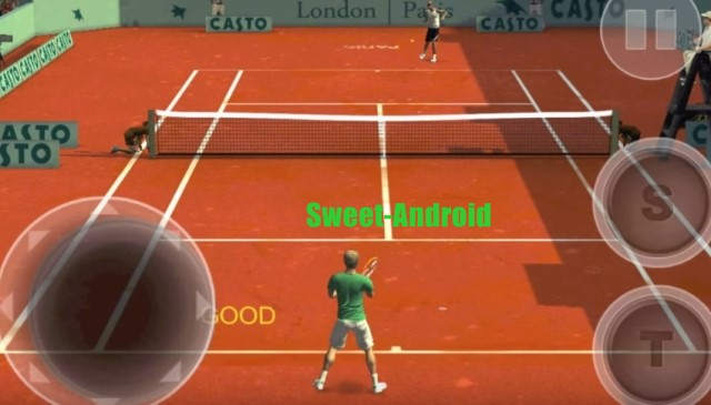Cross Court Tennis 2 для андроид