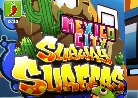 Скачать subway surfers mexico city на андроид