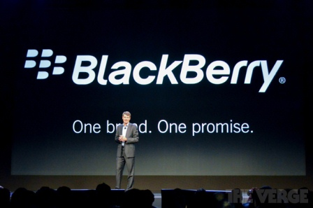 Крах компании Blackberry